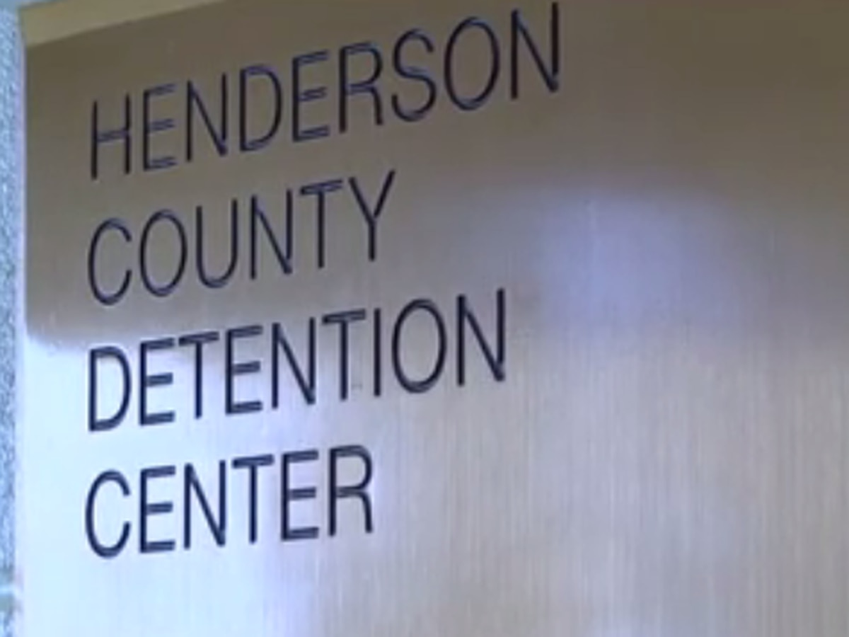 Henderson Co. Detention Center receives health report after illness outbreak