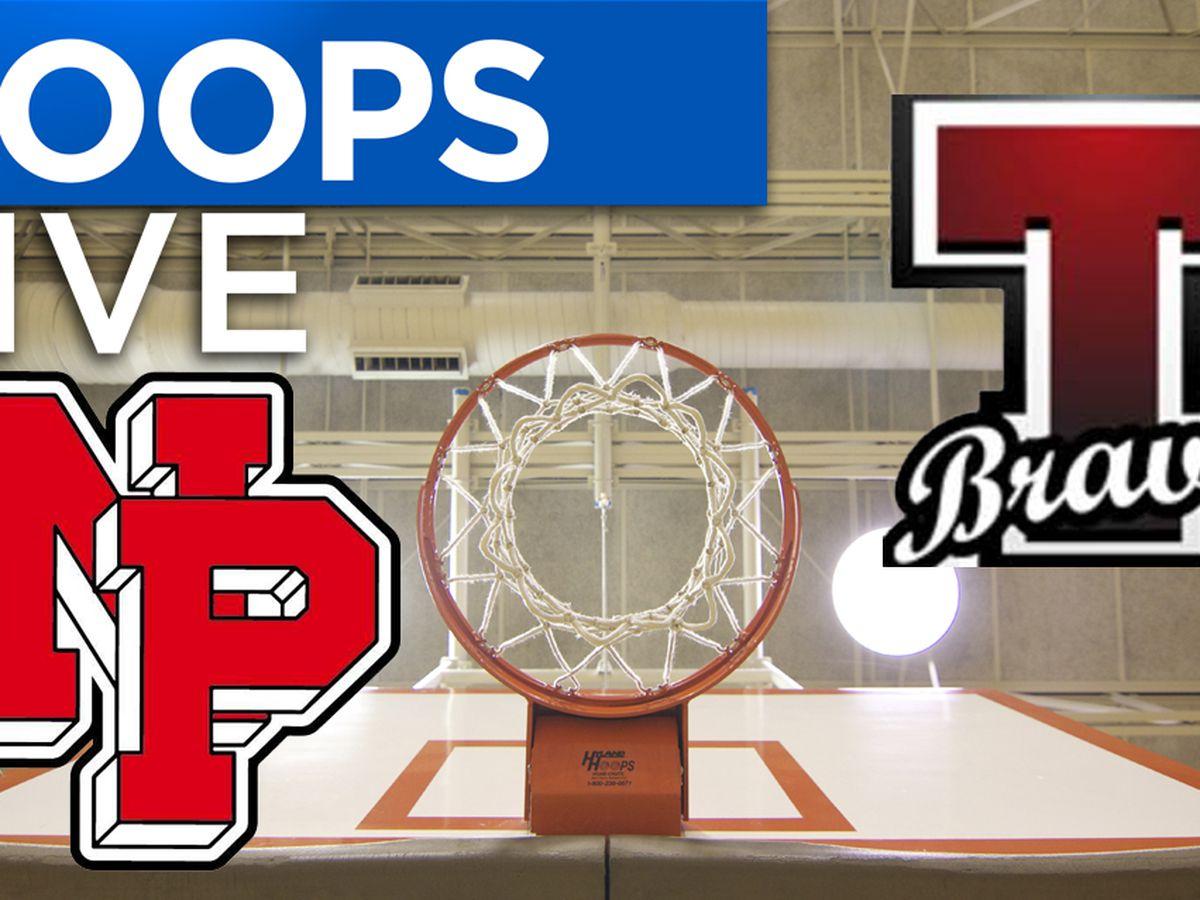 Hoops Live: North Posey vs. Tecumseh