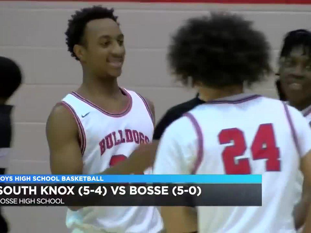 HS Boys Basketball: South Knox vs. Bosse