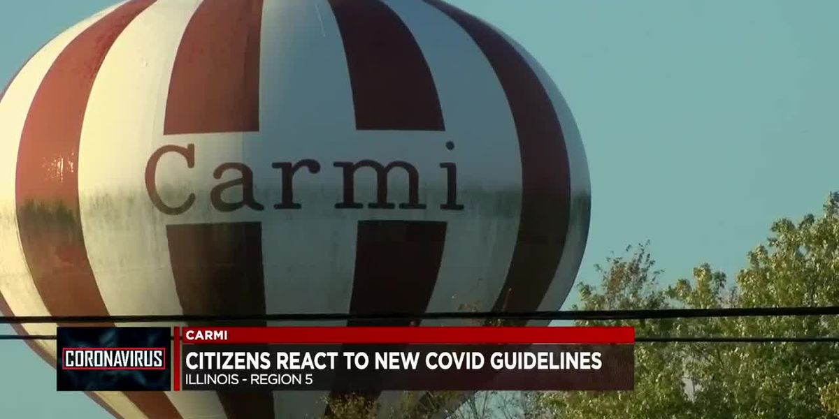 New COVID-19 restrictions began Thursday in Region 5 of Illinois