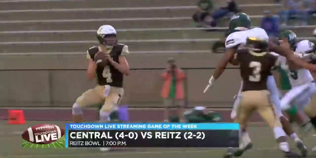 Touchdown Live Game of the Week: Central vs Reitz