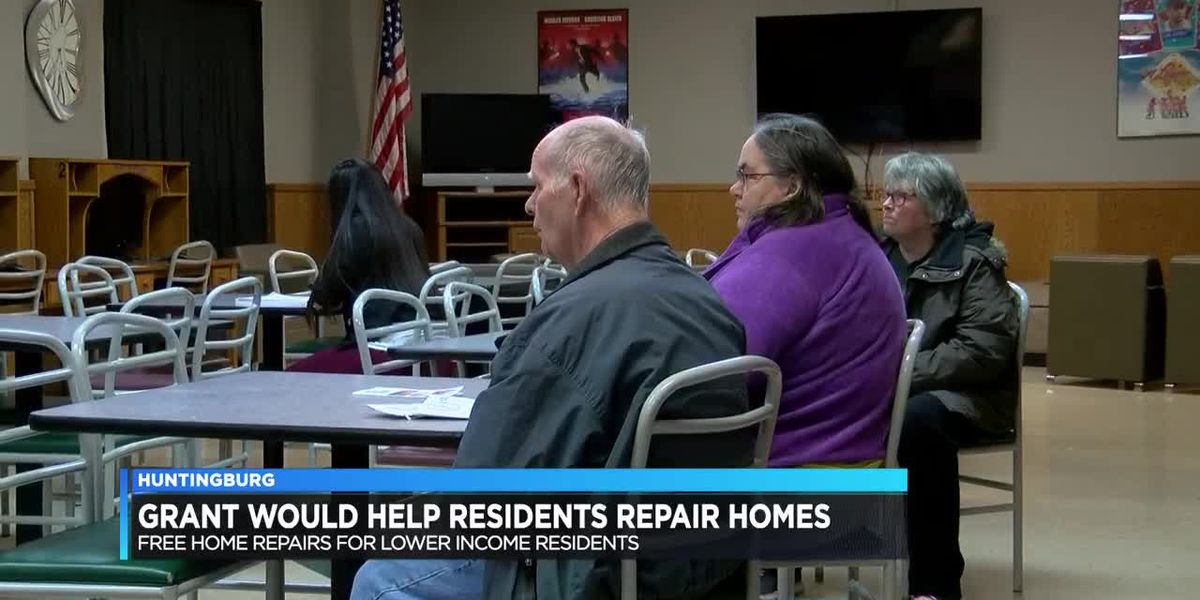 Grant would help lower income residents repair homes