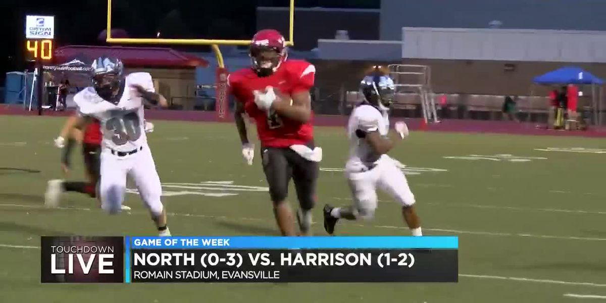 TDL Week 4: North vs Harrison