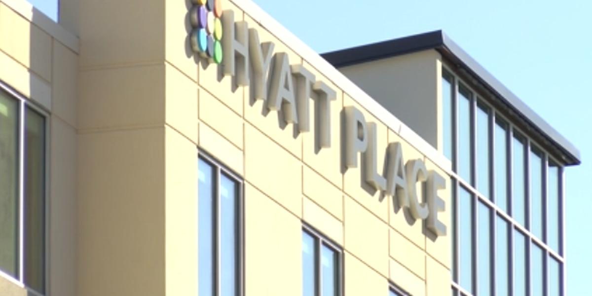 Hyatt Place Hotel set to open in March