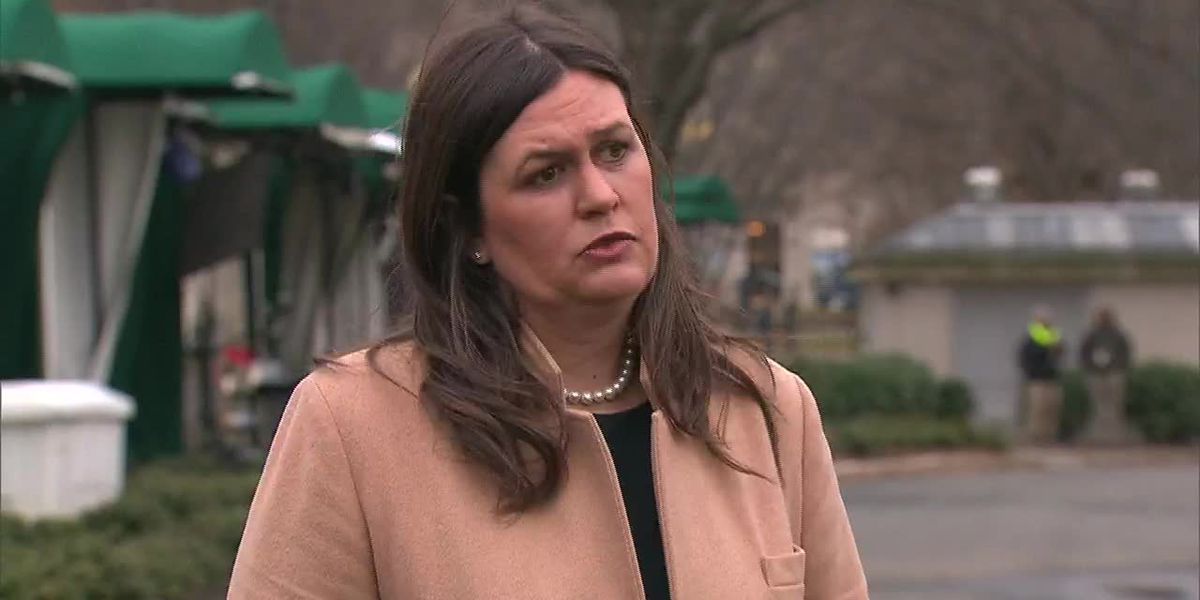Sarah Sanders: Rosenstein only planned on staying two years