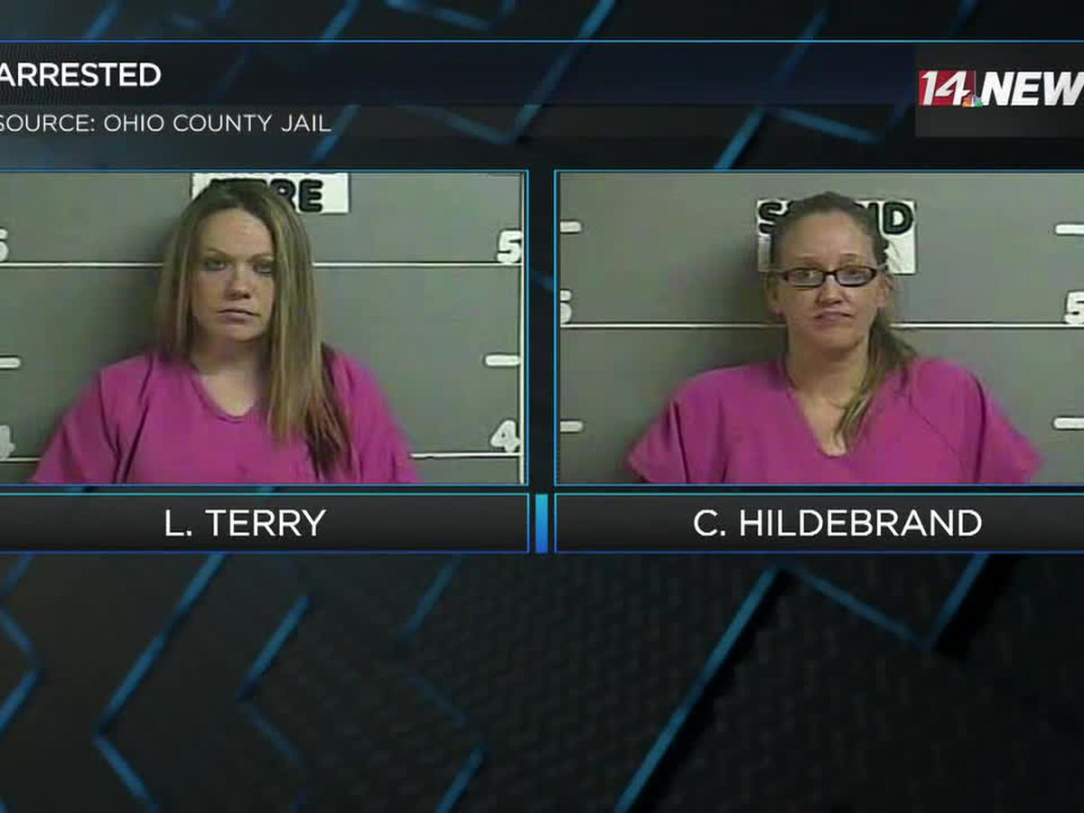 2 Ohio Co. women facing drug-related charges