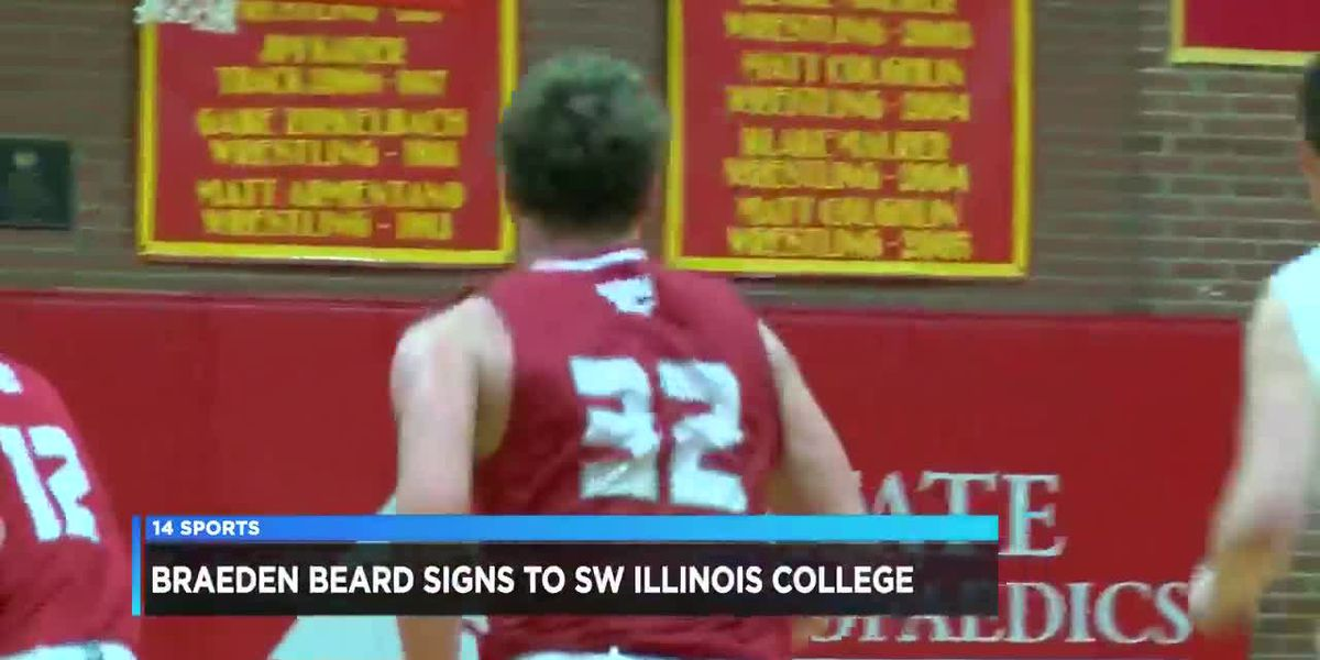 Tell City's Beard signs with Southwestern Illinois