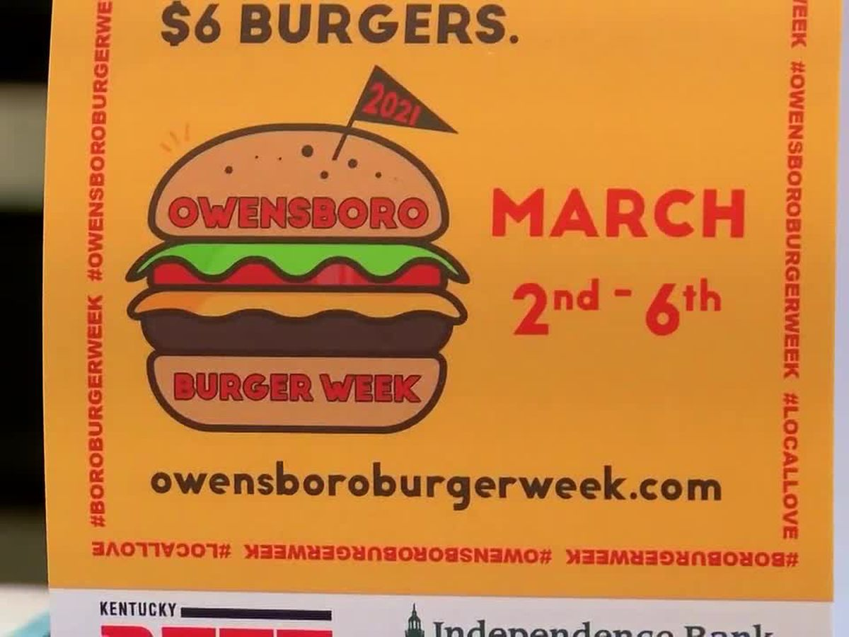 O'Bryan's Bar & Grill wins Owensboro's Burger Week
