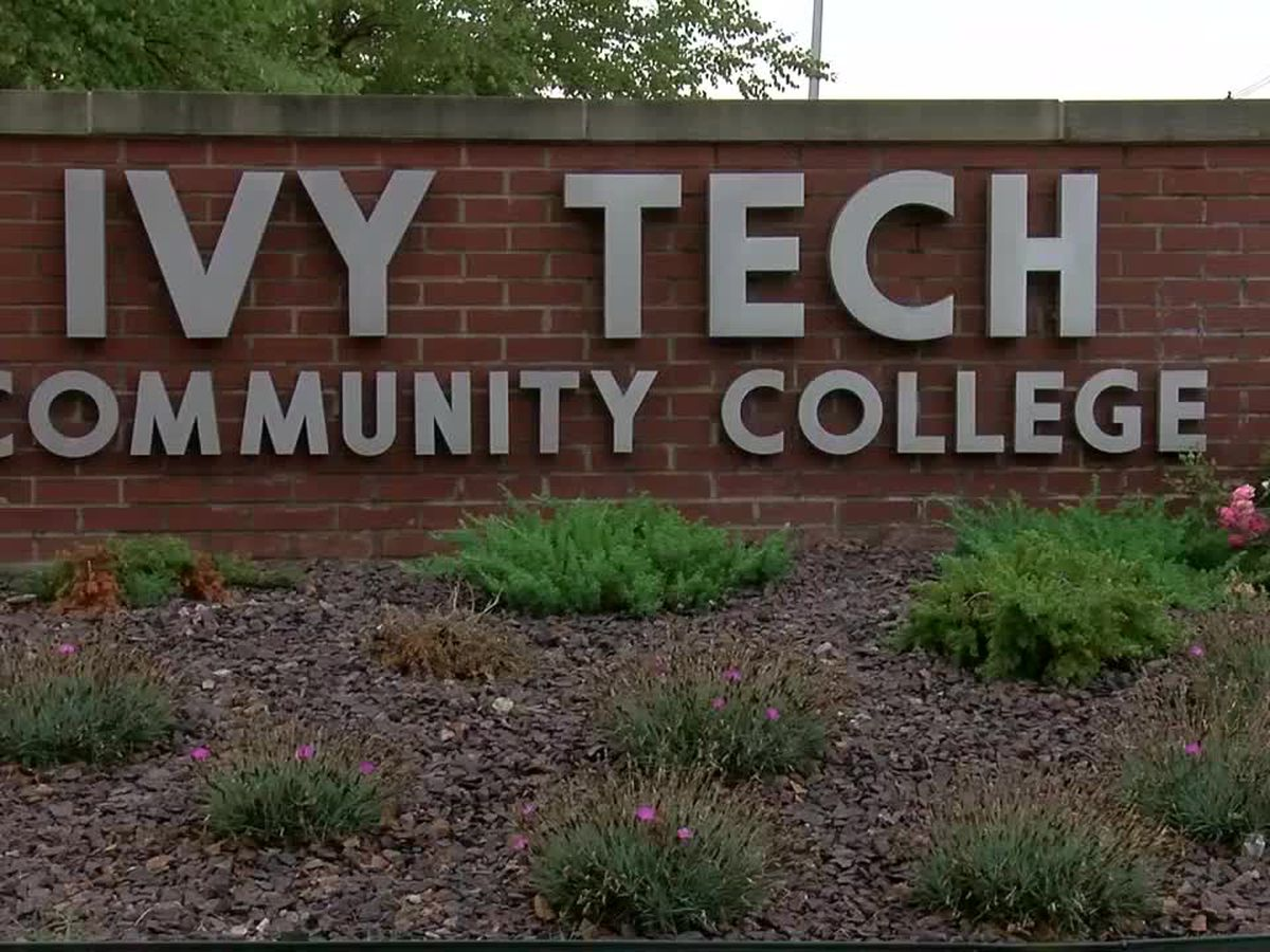WATCH: Ivy Tech holding graduations Tuesday