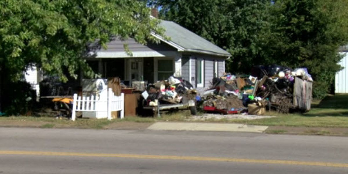 $20k awarded to help remove trash from 2 Kentucky Ave. properties