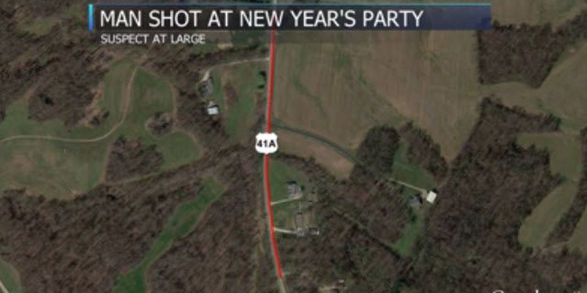 Man shot at Henderson Co. New Year's Eve party