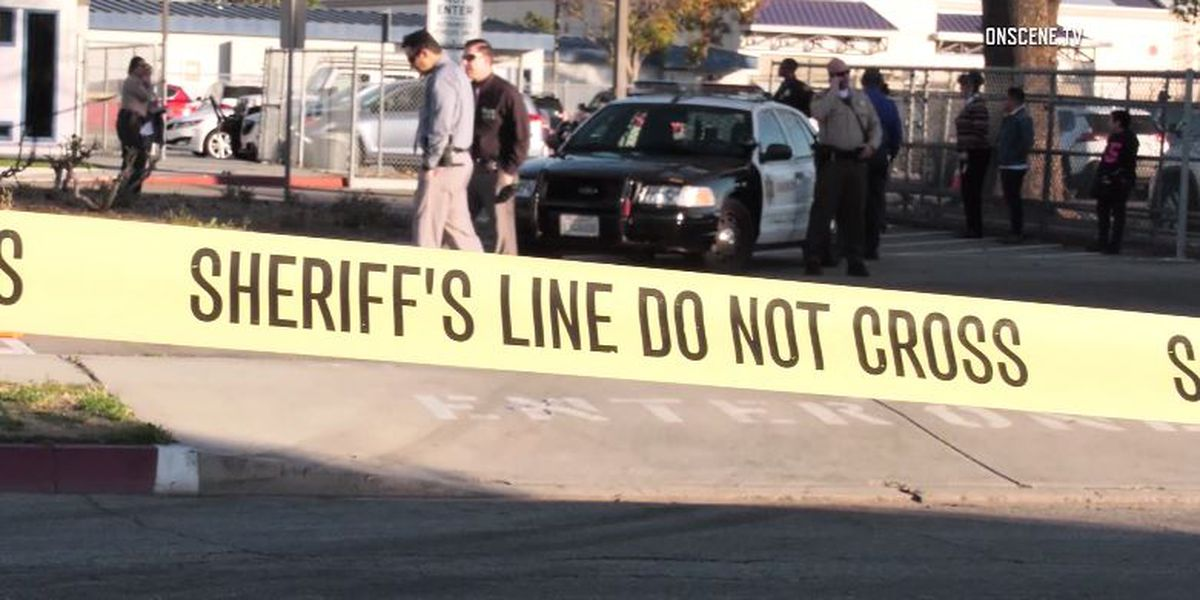 Son accidentally shoots mom with shotgun outside CA preschool