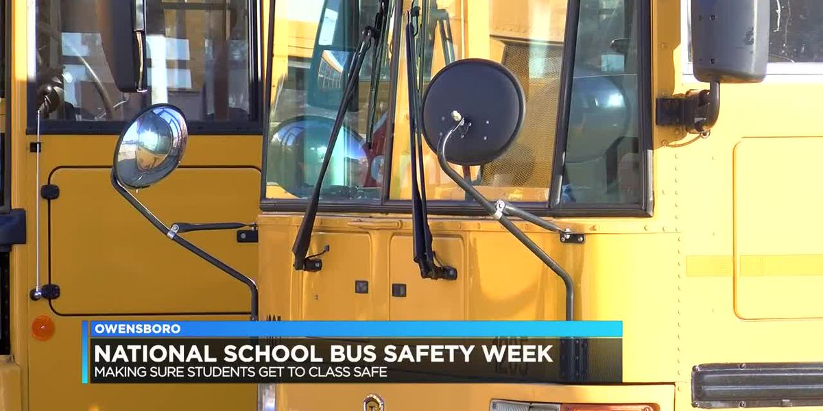 Owensboro School Bus Safety Week