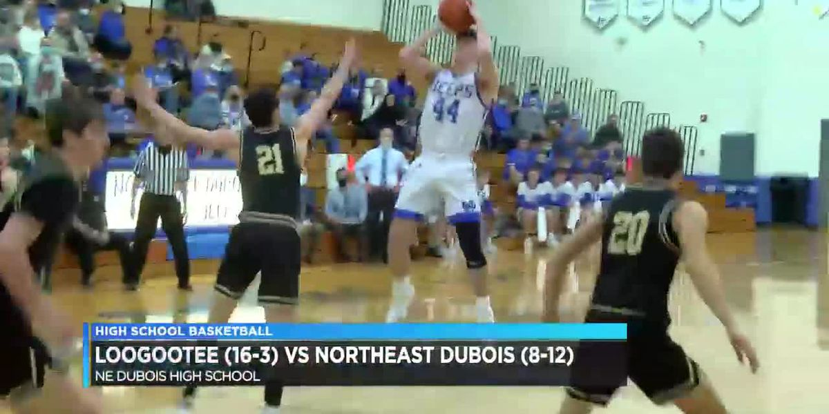 Hoops Live: Loogootee vs. Northeast Dubois