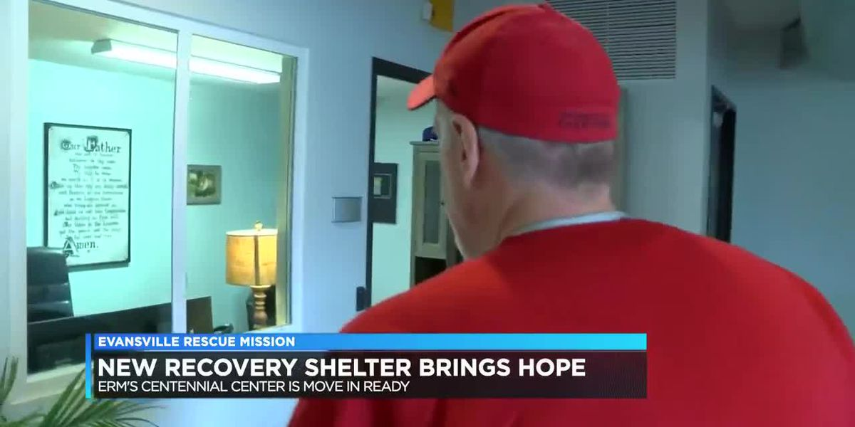 Rescue Mission's new transitional housing shelter brings hope