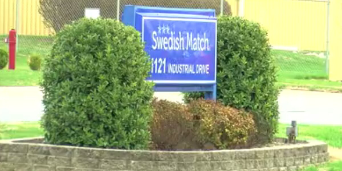 Swedish Match closes after 2 employees test positive for COVID-19