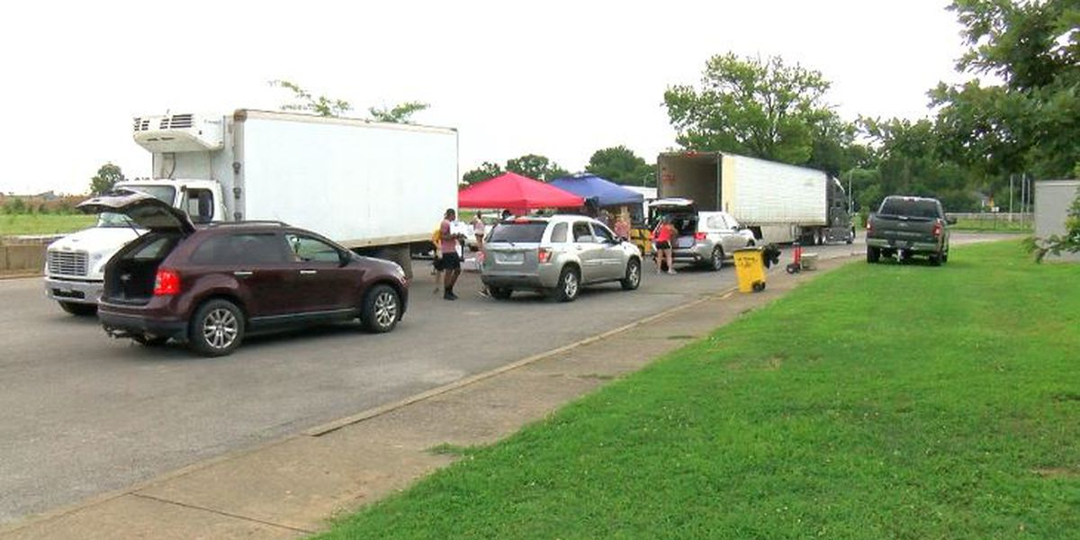Feed Evansville continues to help thousands each week
