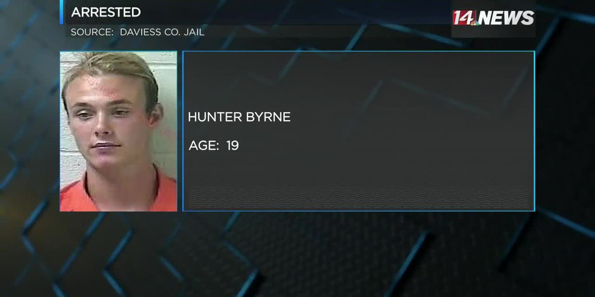 Police: man fires gun in apartment, drives off intoxicated