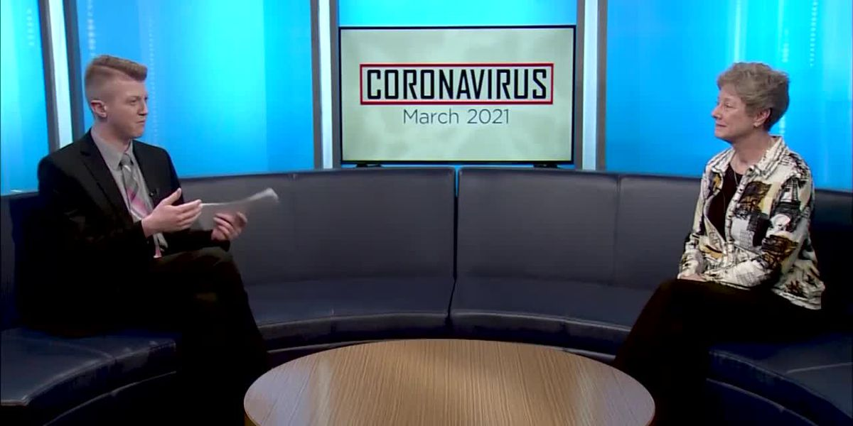 Community Conversation: Coronavirus March 2021 - Part 7