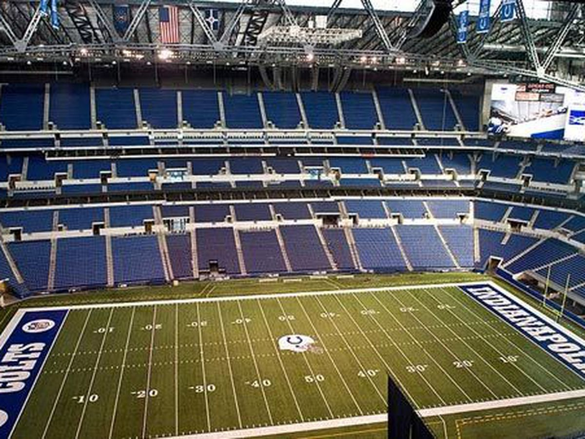 Colts to host up to 12,500 fans for third home game on Oct. 18