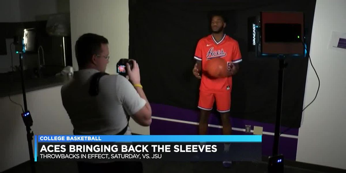 Aces bringing back the sleeves