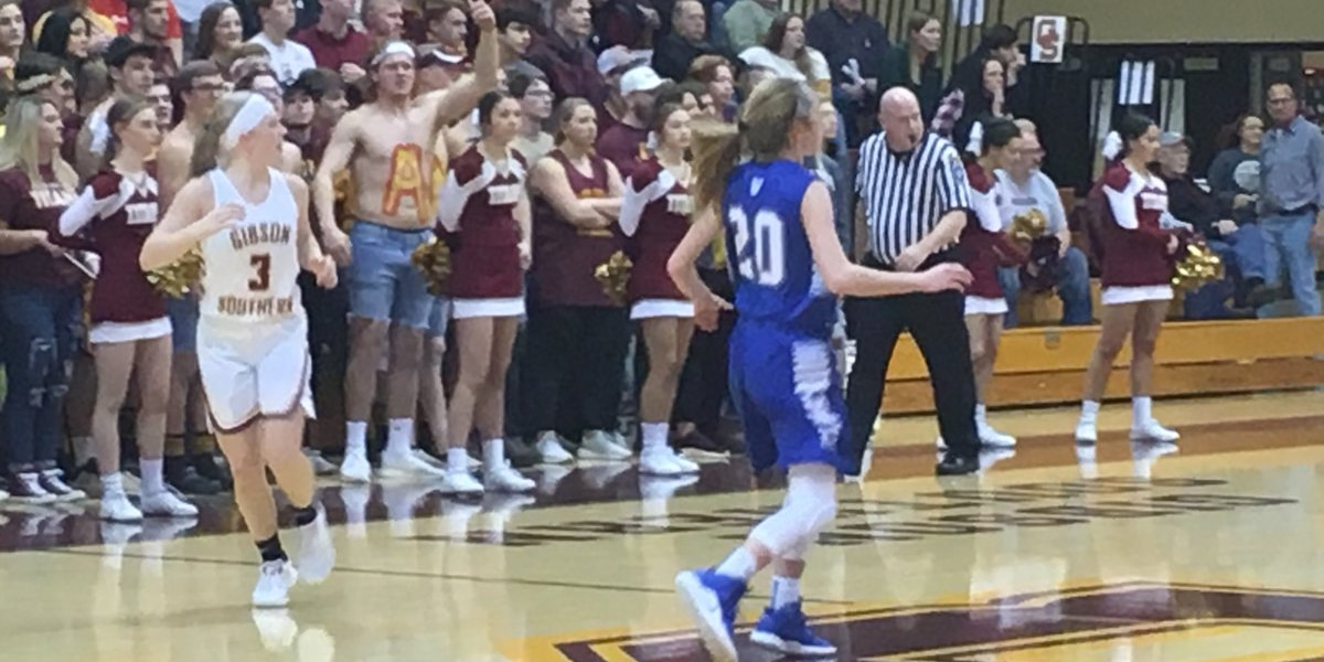 HIGHLIGHTS: Memorial vs Gibson Southern girls 3A sectional final