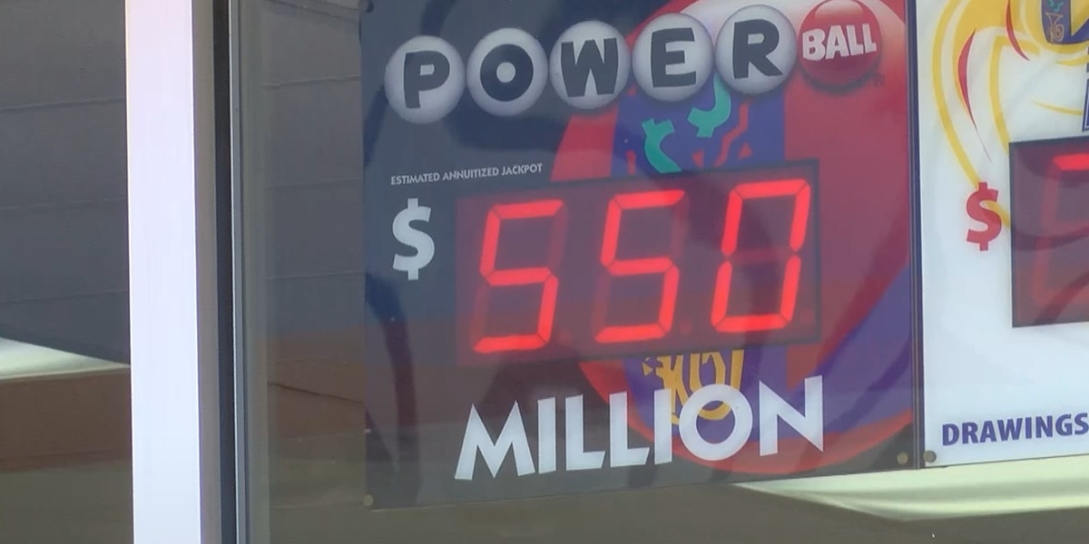 Lottery frenzy ensues as Powerball and Mega Millions approach record jackpots
