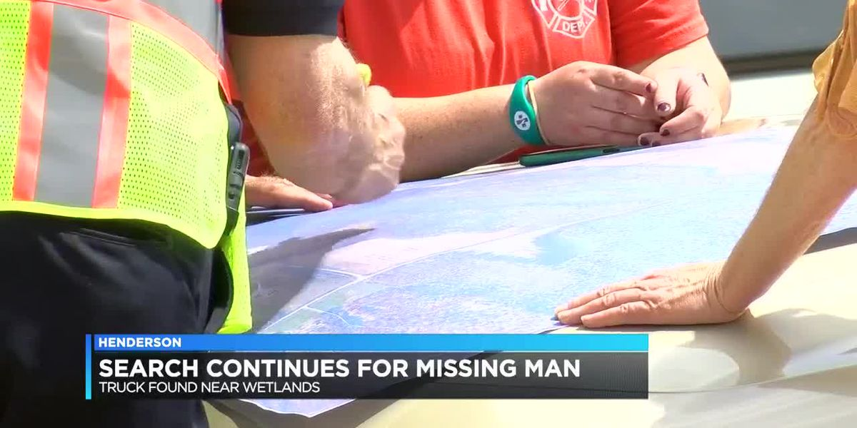 Search for missing man to continue Thurs.