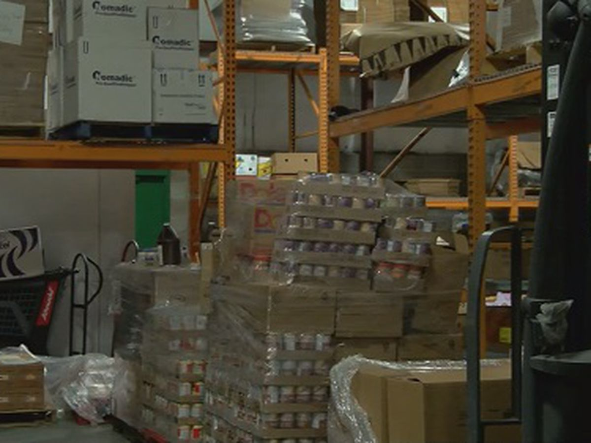 Tri-State Food Bank prepares for the worst