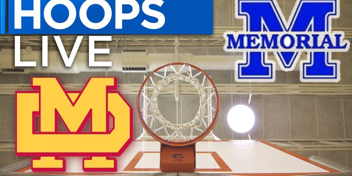 Hoops Live: Mater Dei vs. Memorial