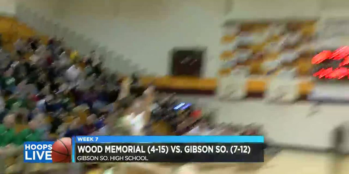 Hoops Live: Wood Memorial vs Gibson Southern