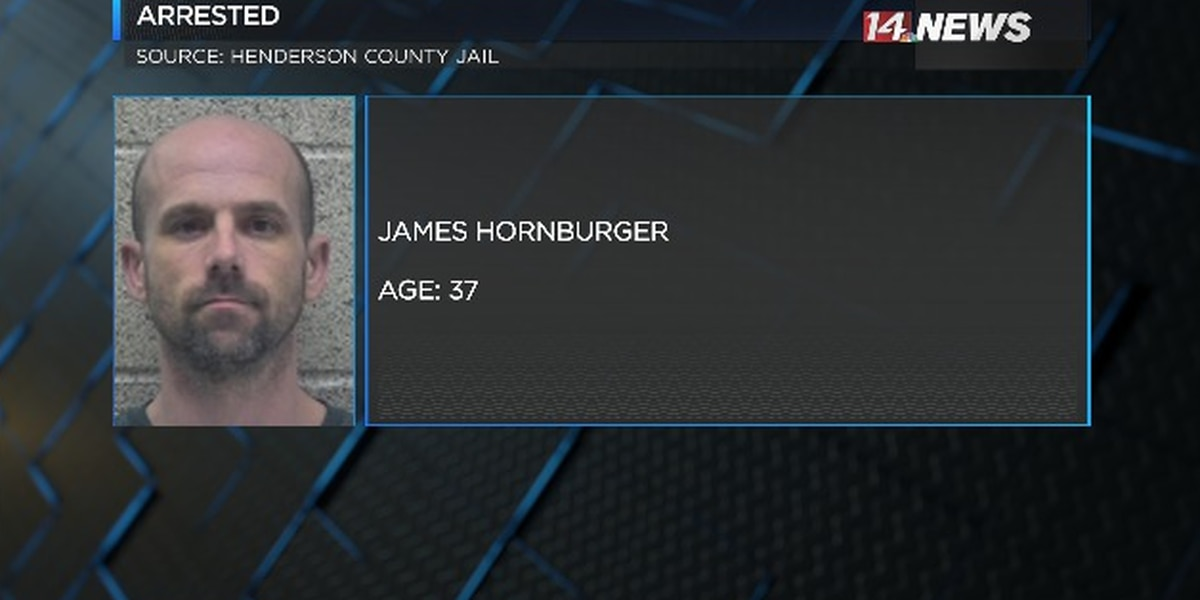 Henderson man in jail after Sunday chase