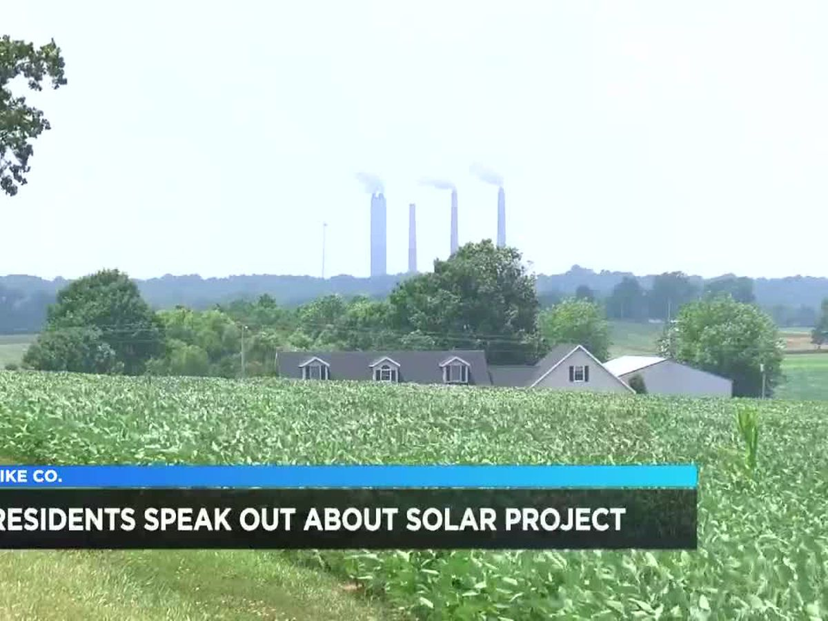 Pike Co. residents speak out about $128M solar project