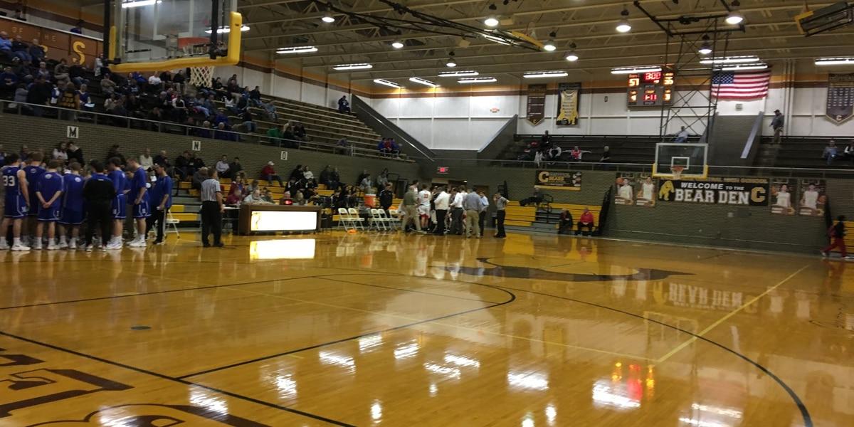 HIGHLIGHTS: Memorial vs Mater Dei boys basketball SIAC tournament