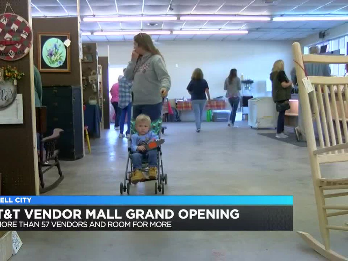 New Vendor Mall opens in Tell City