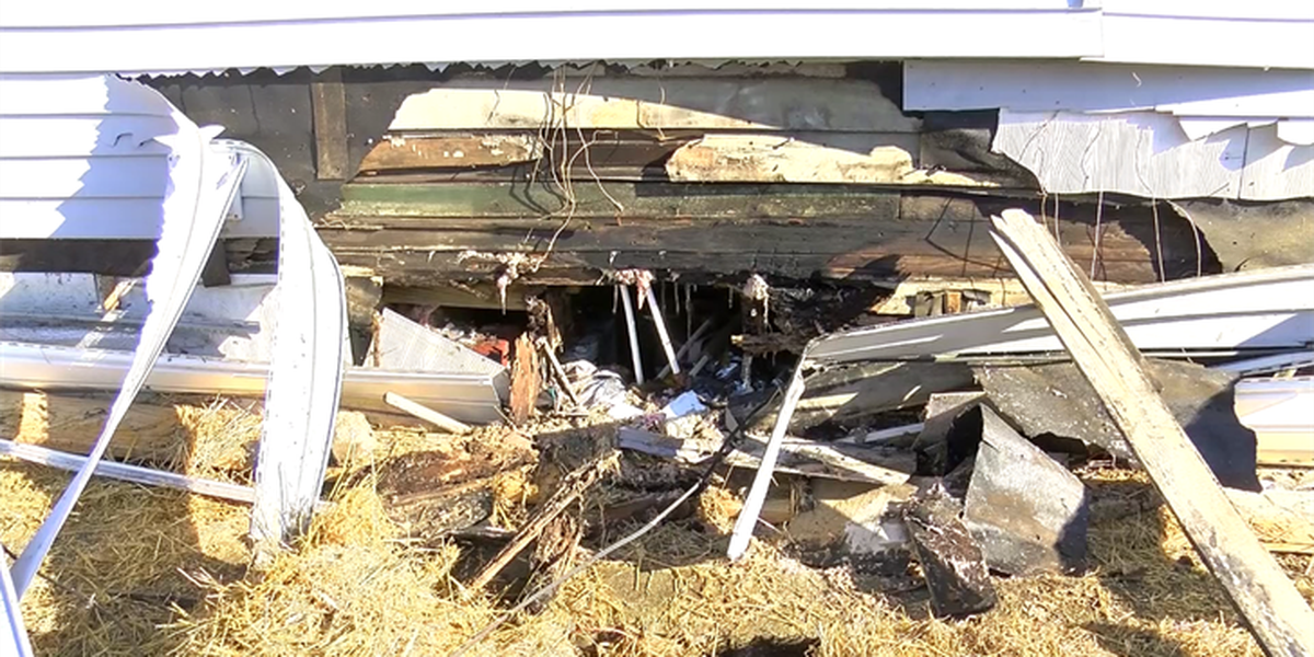 Fire Chief: Dryer to blame for house fire