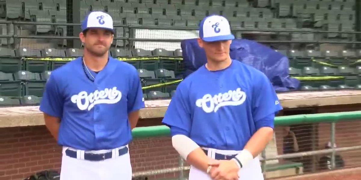 Otters reveal new uniforms for 2021