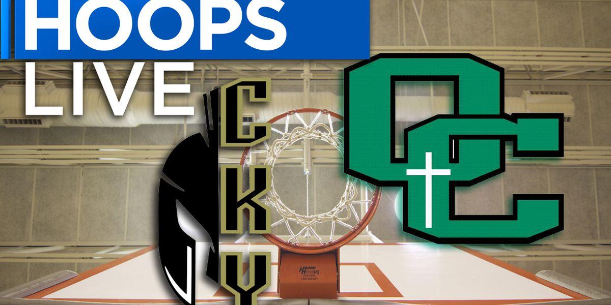 Hoops Live: Central Kentucky Homeschool vs. Owensboro Catholic