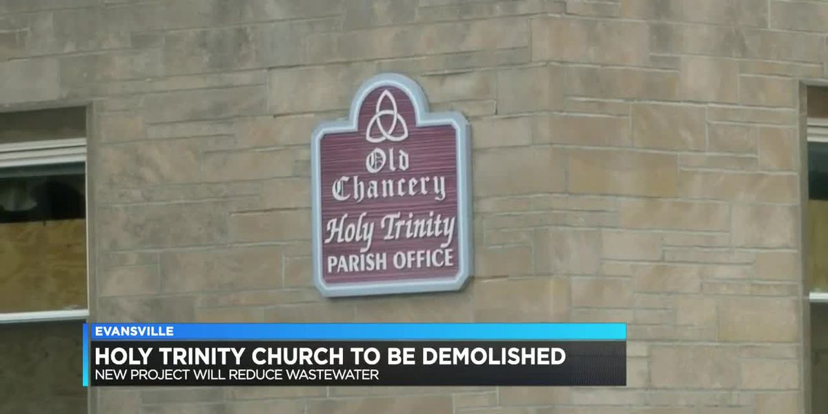 Holy Trinity Church to be demolished