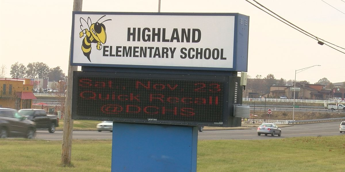 State to buy Highland Elementary land
