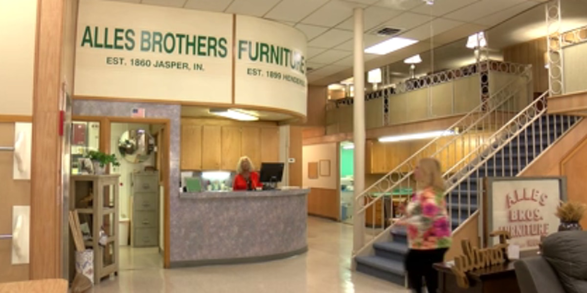 Alles Brothers Furniture reopens in Henderson