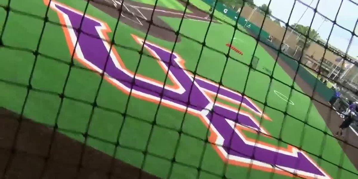 College Baseball: So. Illinois vs. Evansville, Game 4