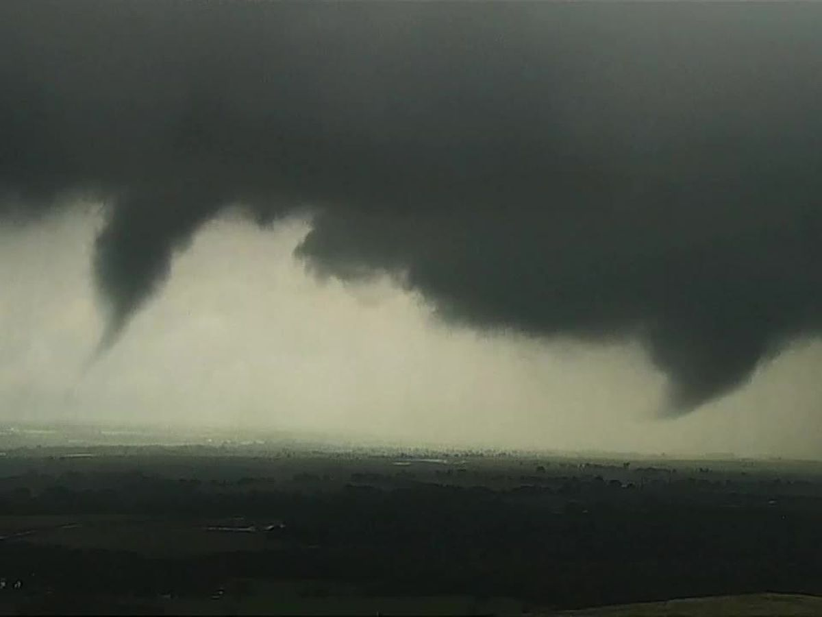 Tornadoes, storms in the Plains not as bad as feared