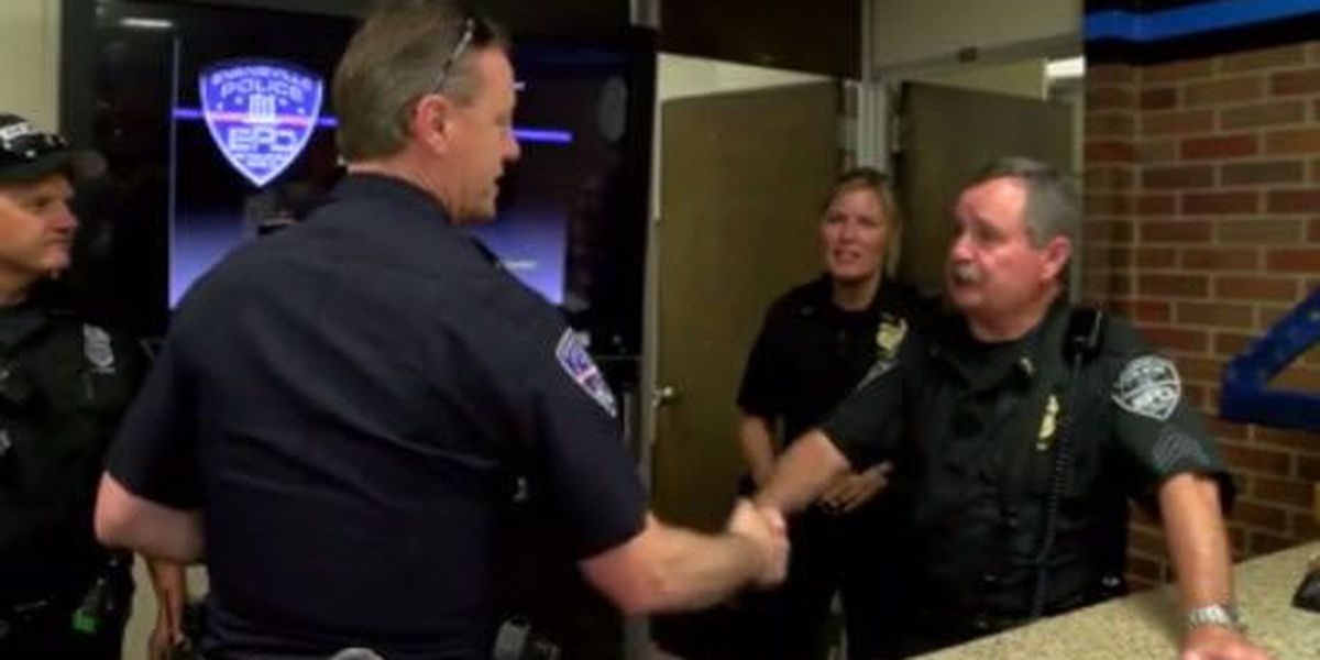 EPD Sgt. Rahm retires after 40-plus years on force