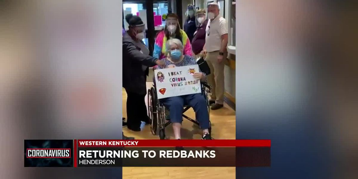 Resident returns to Redbanks after recovering from COVID-19