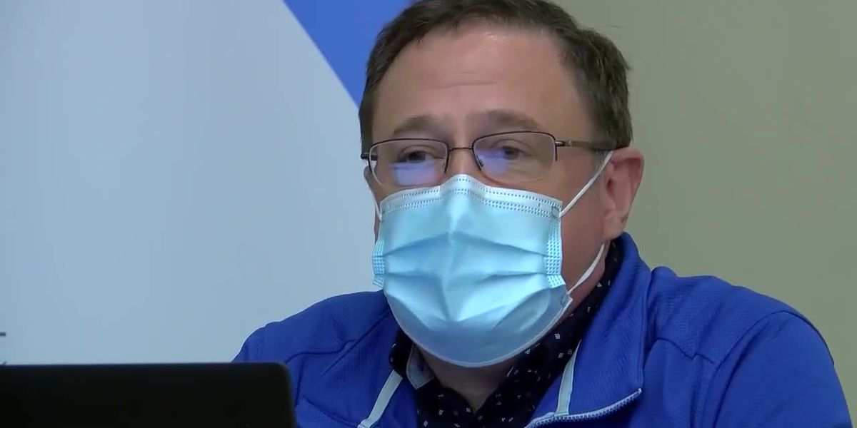 Indianapolis man relocates, volunteers at COVID-19 vaccine clinic in Evansville for weeks