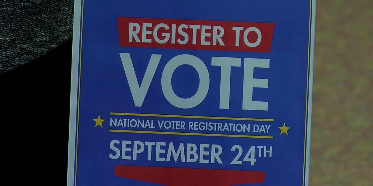 Register to vote on National Voter Registration Day