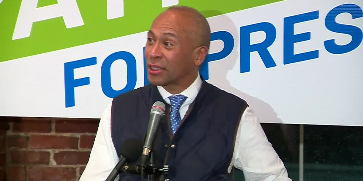 Deval Patrick, last black candidate in 2020 race, drops out