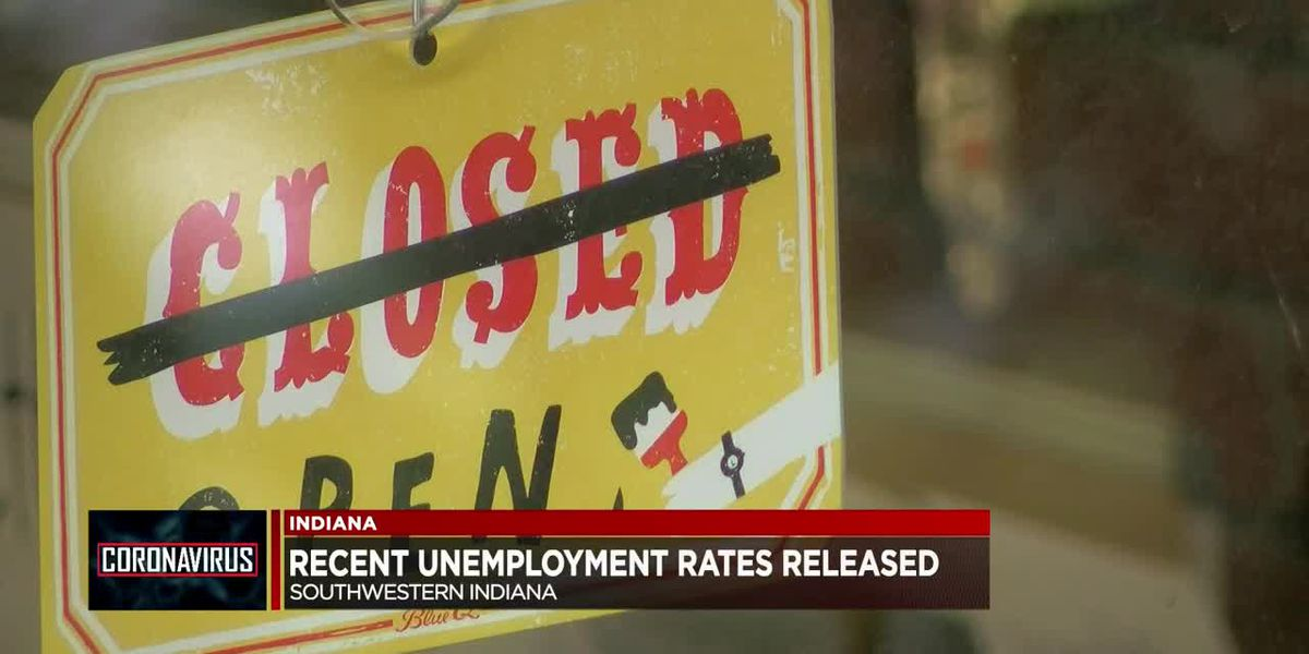 Unemployment rates spike throughout southwestern IN