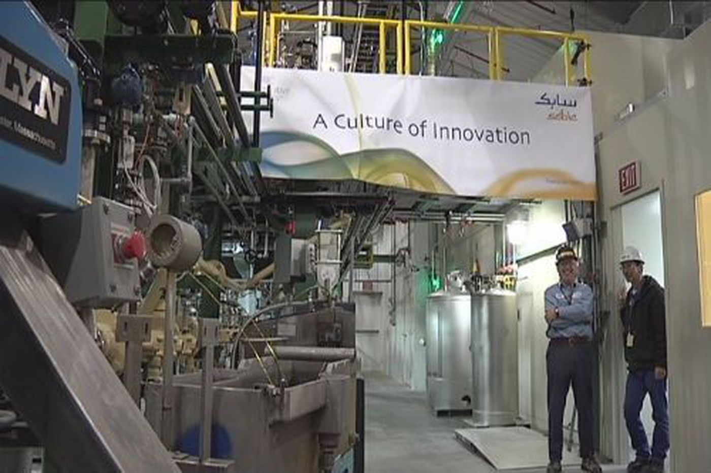Major improvements coming to SABIC in Mt  Vernon